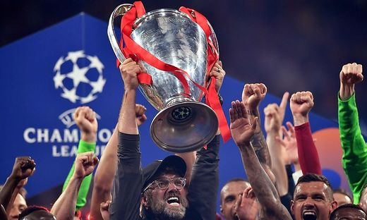 Champions League, Liverpool
