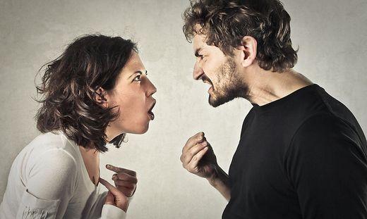 Konflikte zum Valentinstag