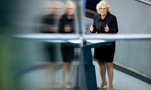 GERMANY-POLITICS-JUSTICE-MINISTER