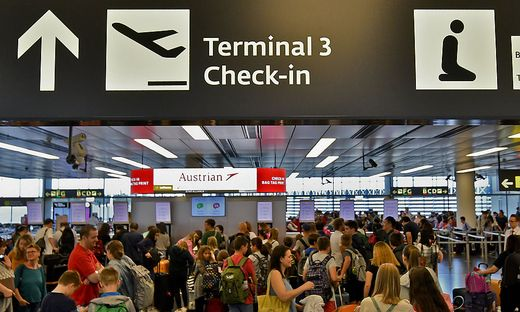 Schwechat: Jeder vierte Flug startete heuer zu spät