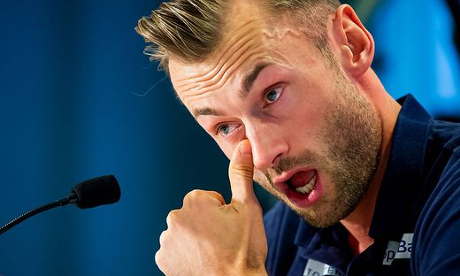 NORDIC SKIING - Petter Northug press conference