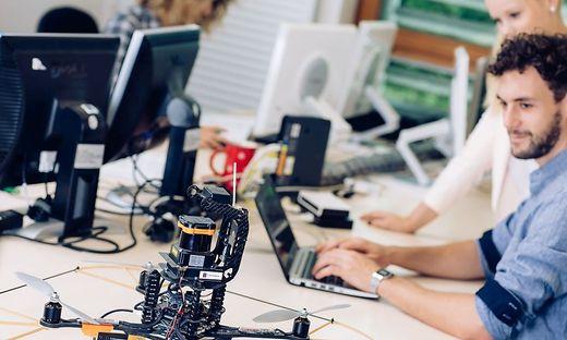 Technik-Studierende profitieren vom Stipendium