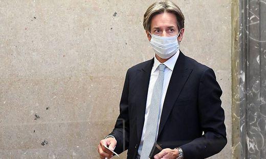 Ex-Finanzminister Grasser könnte auf sein Urteil warten müssen.