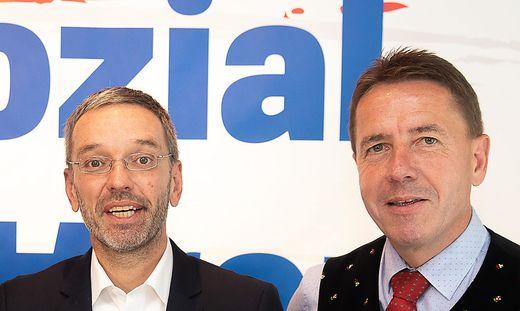 Angerer kann Herbert Kickl 100 Prozent Zustimmung aus Kärnten zusagen