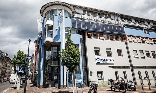 Im Falle einer Genehmigung des Kaufs der Posojilnica Bank will Sova die Eigenkapitalquote der Bank mit 20 Millionen Euro stärken