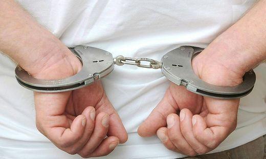 In Oberbayern wurde ein Mann festgenommen