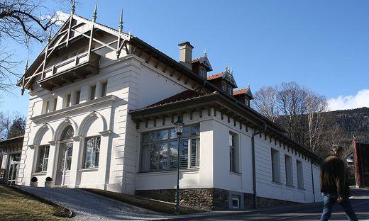 Das Kurhaus von St. Radegund