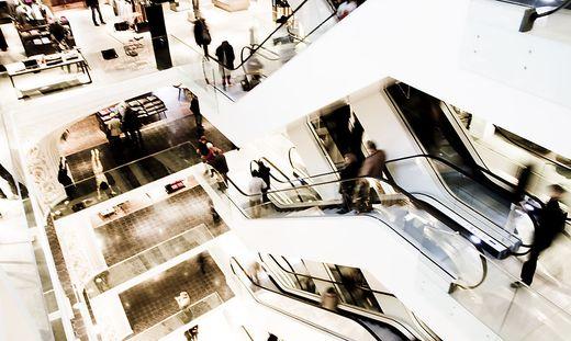Eroeffnung des neuen Kastner & Oehler am 20.10.2010 in Graz, Sackstrasze