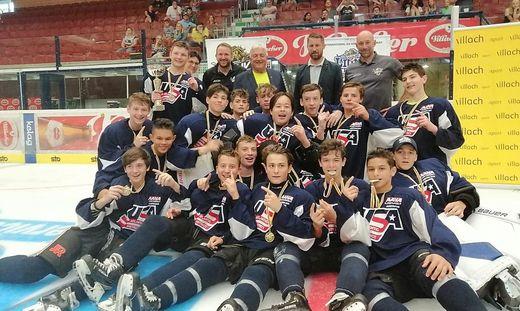 Team USA 1 gewann die erste Lions Trophy