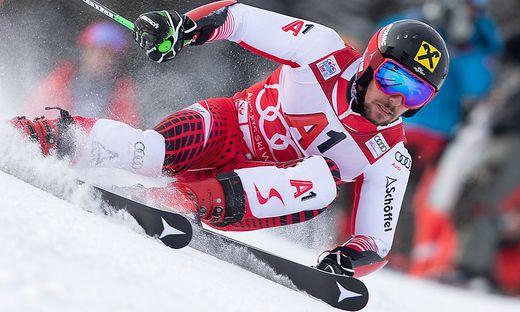 Ski Alpin Hirscher Geht Heute Gut Vorbereitet Ins Osloer City Event Kleinezeitung At