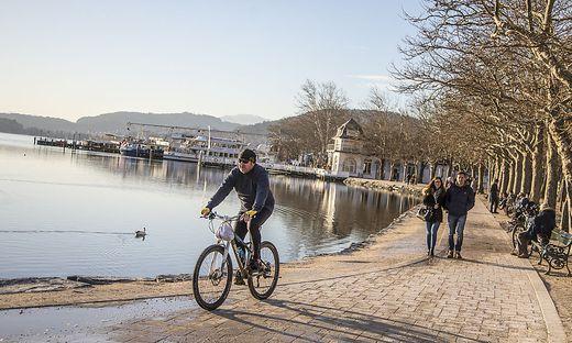 Fruehlingsfotos Klagenfurt Februar 2019