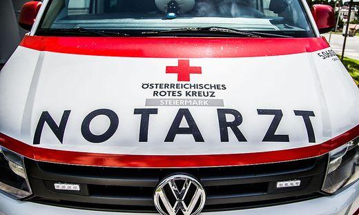 Unfall mit Pferd in Graz-Mariatrost