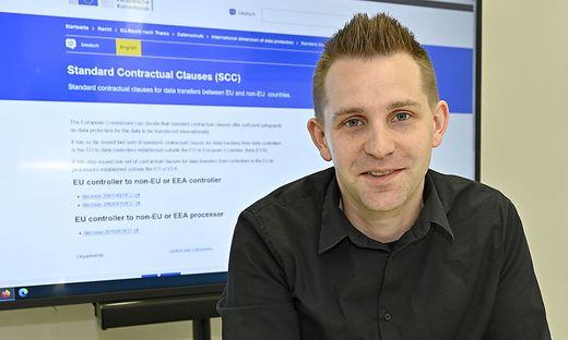 Weiter Sieg für Datenschutzaktivist Max Schrems