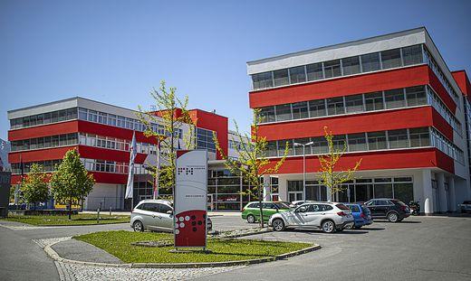 FH Fachhochschule Kaernten Campus Standort Villach Mai 2020