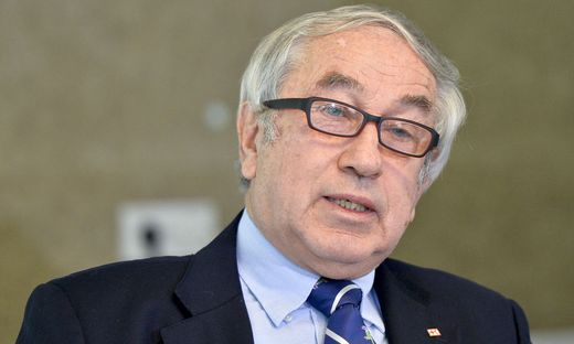 Gerald Schöpfer ist Präsident des Österreichischen Roten Kreuzes