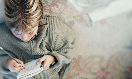 Studien zeigen: Tagebuchverfasser sind gelassener