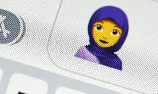 Sujetbild Kopftuch Islam
