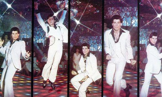 Niemand tanzt wie er: John Travolta in Saturday Night Fever