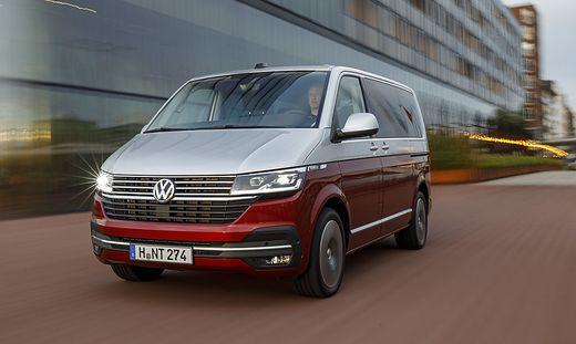 Rückruf von weltweit mehr als 200.000 VW-Bussen des Modells T6