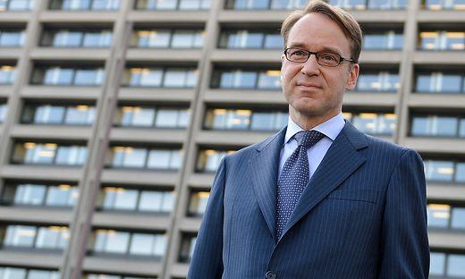 Bundesbank-Präsident Jens Weidmann trägt Beschlüsse der EZB zum geldpolitischen Ausblick nicht mit