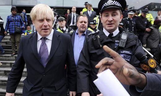 Brexit und Co.: Einstige Kollegen von Boris Johnson sehen ihr Königreich in Gefahr