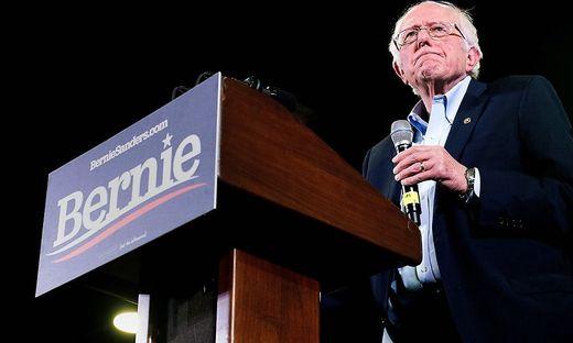 Ex-Präsidentschaftsbewerber Bernie Sanders
