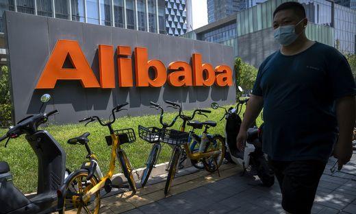 Im Visier der chinesischen Behörden: Online-Handels-Krösus Alibaba