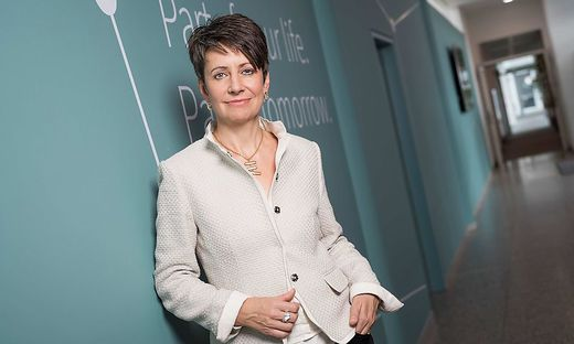 IV-Vizepräsidentin Sabine Herlitschka