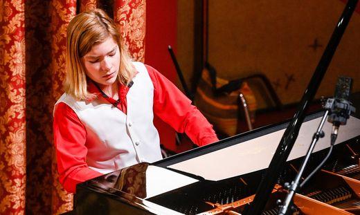 """Elias Keller, Klavier-Sieger bei der ORF-Show """"Goldene Note"""""""