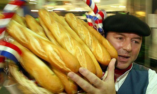 Gruene Woche Jubilaeum Frankreich