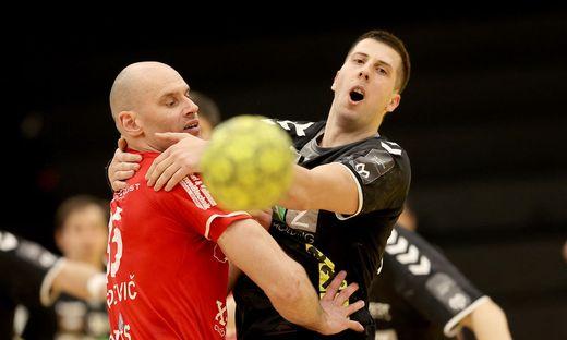 HANDBALL - spusu Liga, Graz vs Baernbach