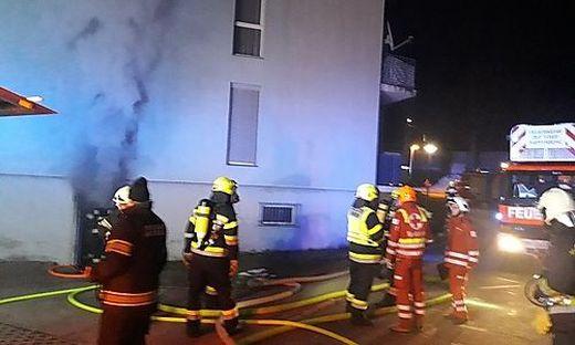 28 Personen Gerettet Akku Löste Großbrand In Kapfenberger Wohnhaus