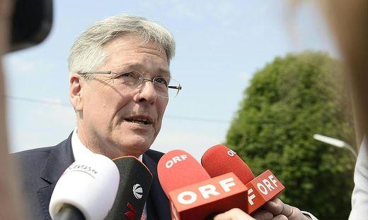 LH Peter Kaiser, auch stellvertretender SPÖ-Bundesvorsitzender