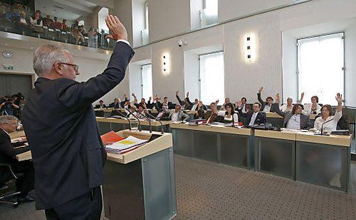 Nach dem 4. März wird der Kärntner Landtag zur Hälfte erneuert sein