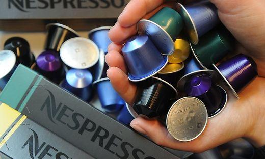 Nespresso Kaffeekapseln können nicht als Marke geschützt werden