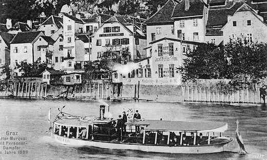 Murschifffahrt Sytria