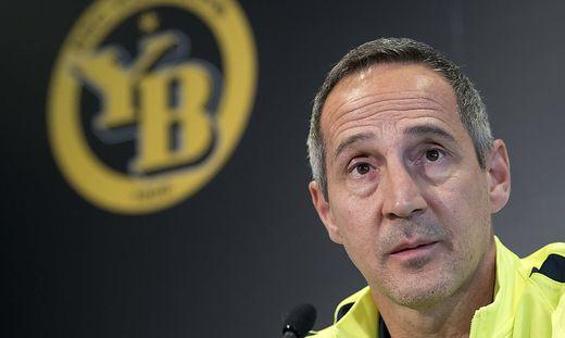 Bestatigt Adi Hutter Wird Trainer Von Eintracht Frankfurt