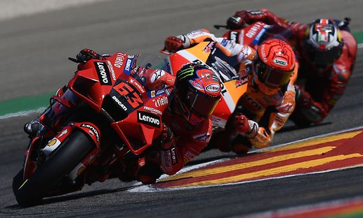 Packendes Duell in Aragon
