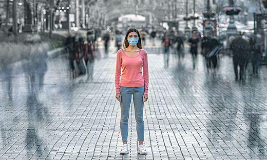 Wenn Abnormalität normal wird: Eine junge Münchnerin erzählt wie die Lage in Deutschland ist und was der zweite Lockdown für sie bedeutet