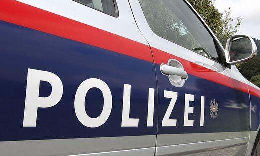 Die Polizei stellte den Fahrerflüchtigen