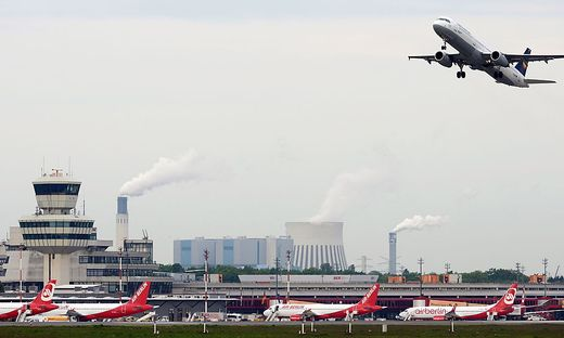 Probleme am Frankfurter Flughafen