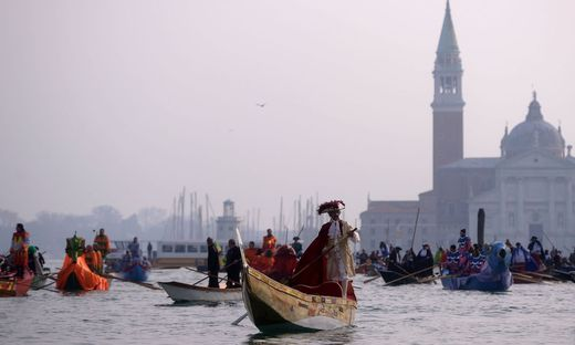 Für Tagestouristen - Venedig: Eintrittsgeld soll im Mai kommen
