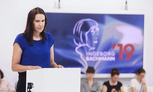 Ingeborg-Bachmann-Preis 2019