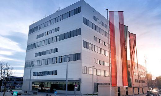 Der RCPE-Standort am Gelände der TU-Graz