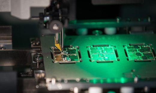 atascos de semiconductores