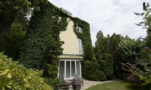 Peter Alexanders Villa wurde abgerissen