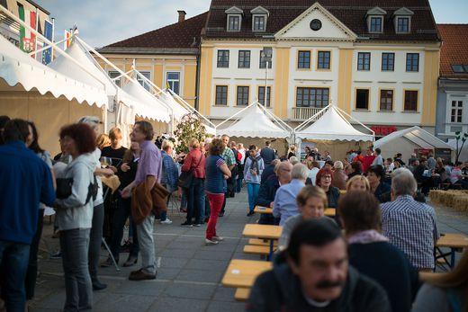 Weinfest in Voelkermarkt