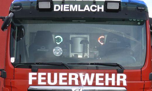 Die Freiwillige Feuerwehr Kapfenberg-Diemlach war im Einsatz