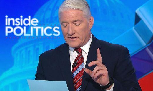John King, ein Bollwerk im US-Wahlkrimi