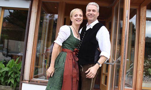 """Ulrike und Hermann Retter freuen sich auf das 8. Slow-Food-Bio-Fest """"aufRETTERn"""""""